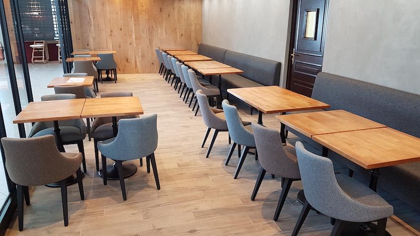 Areas - Aire de Poitiers Chincé (86) - Application de concept - Conception des back offices / cuisine / stockage - Etudes et suivi de mise en œuvre du froid commercial - Assistance technique et maîtrise d'oeuvre matériel des points de vente et espaces communs - GCB Etudes - Grand Est