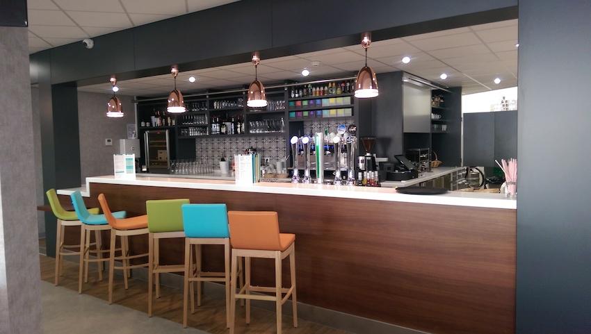 Areas - Gare de Poitiers (86) - Application de concept - Conception des back offices / cuisine / stockage - Etudes et suivi de mise en œuvre du froid commercial - Assistance technique et maîtrise d'oeuvre matériel des points de vente - GCB Etudes - Grand Est